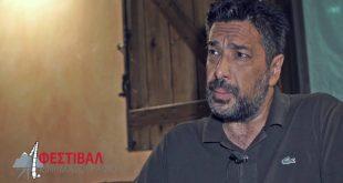 ΑΝΤ1+ :Ο Παν. Ιωσηφέλης μας μιλά για τη νέα σειρά που ετοιμάζει