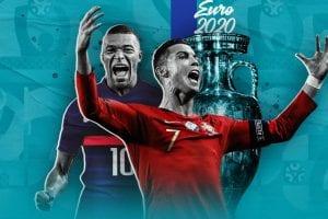 Cheristiano Ronaldo και Mbappe
