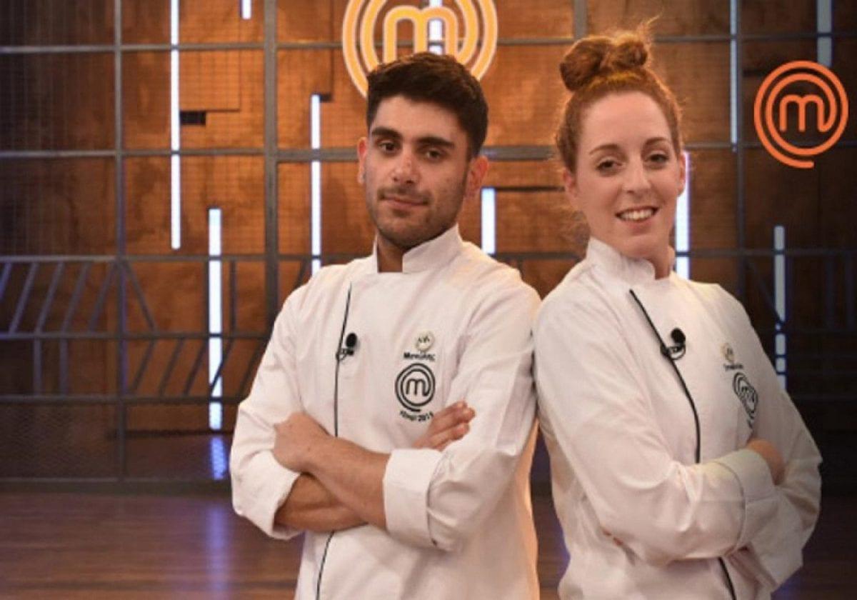 Με ενδιαφέρον παρακολούθησαν οι τηλεθεατές τη μαγειρική αναμέτρηση Μανώλη Σαρρή και Σπυριδούλας Καραμπουτάκη