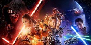 Αφίσα από το Star Wars