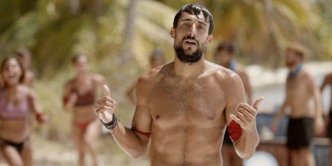 Ο Σάκης Κατσούλης έχει μετατραπεί στο απόλυτο φαβορί του Survivor