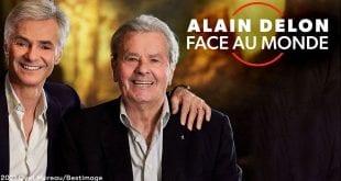 TV5MONDE συνέντευξη Αλέν Ντελόν