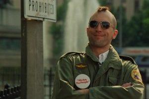 Πλάνο από την ταινία Taxi Driver