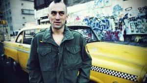Σκηνή από την ταινία Taxi Driver