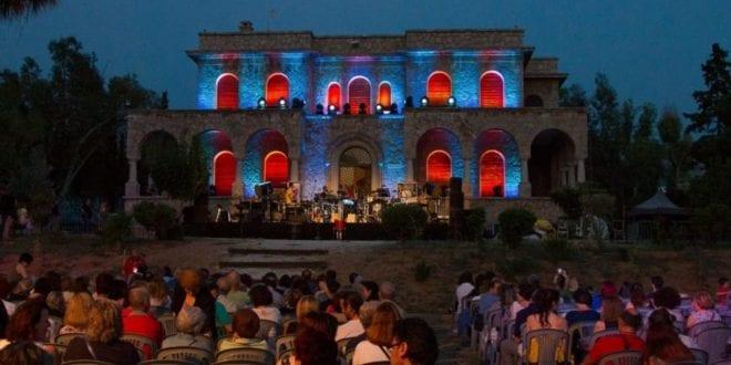 Πλάνο από το Zwgrafou Summer Festival
