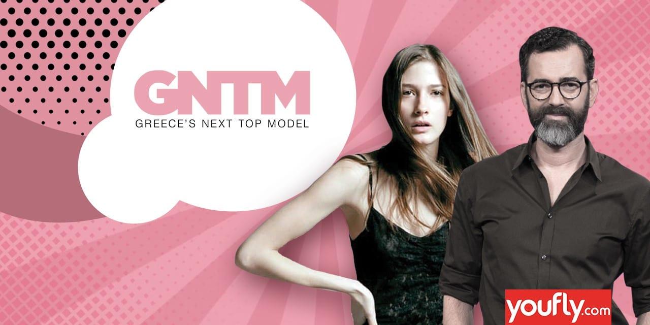 O Άγγελος Μπράτης και η νέα κριτής στο GNTM 4