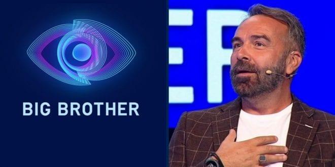ο Γρηγόρης Γκουντάρας στον ΣΚΑΙ στο big brother