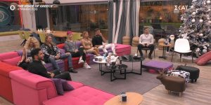 Οι παίκτες στο Big Brother μιλούν για τις αλλαγές και τις συμμετοχές