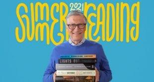 Ο Bill Gates και τα βιβλία για το καλοκαίρι 2021