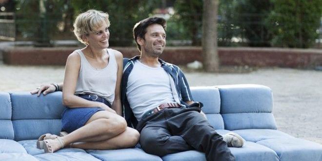Οι ηθοποιοί από την ταινία COSMOTE TV