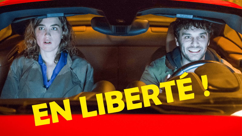 Ιούλιος TV5MONDE - En Liberte ταινία