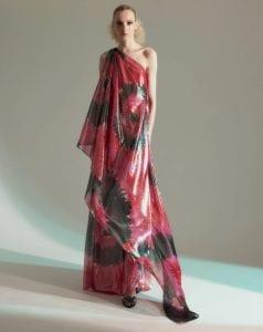 Ένα από τα φορέματα του Halston στο Netflix