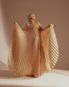 Το φόρεμα εμπνευσμένο από την Broadway star, Liza