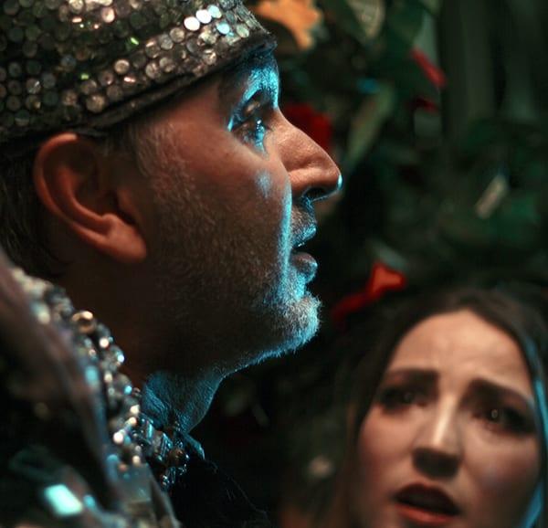 Η τρικυμία του Σαίξπηρ στο Δημοτικό Θέατρο Ηλιούπολης
