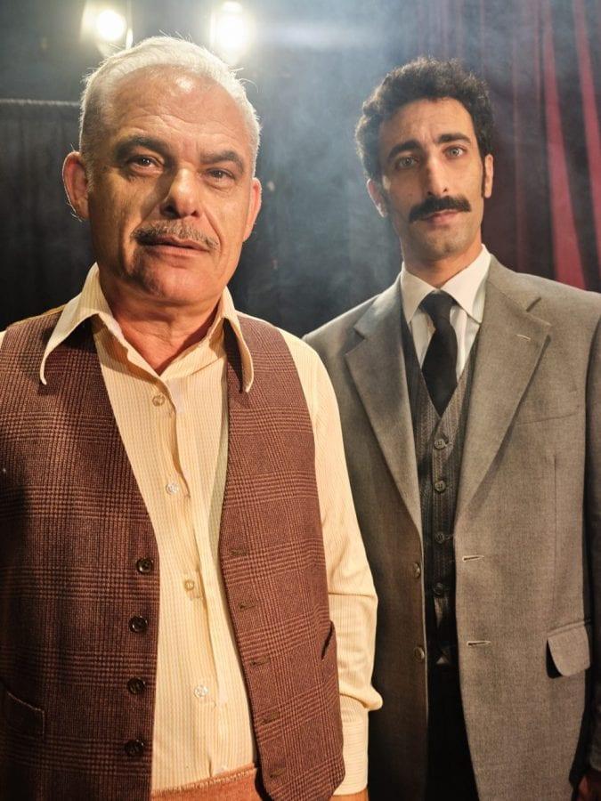 Οι ηθοποιοί από το Κάποτε στο Βόσπορο
