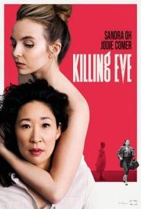 killing eve, στις σειρές της cosmote tv