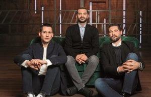 Οι τρεις κριτές του MasterChef