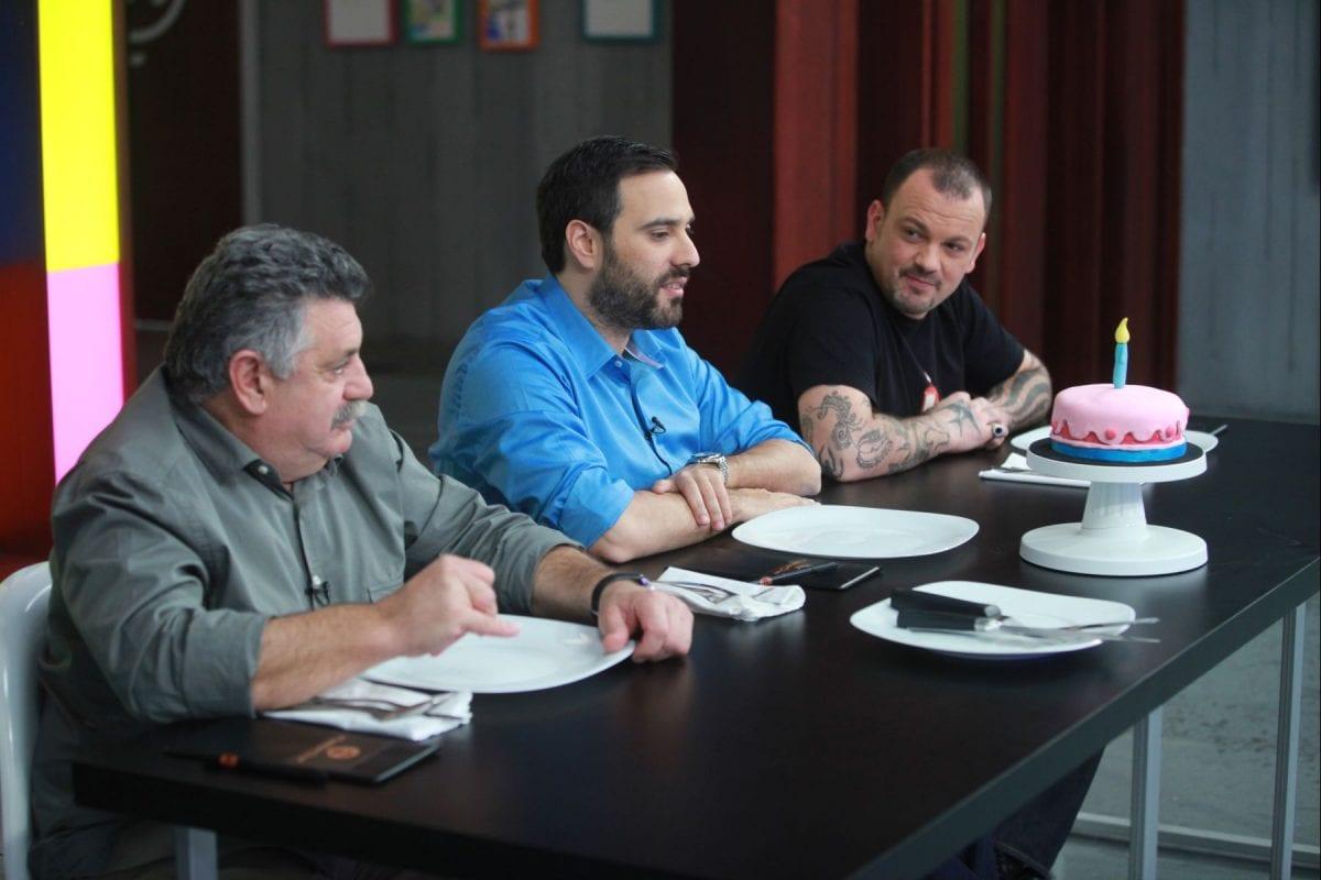 Λαζάρου, Λουκάκος και Σκαρμούτσος ήταν οι κριτές του πρώτου MasterChef