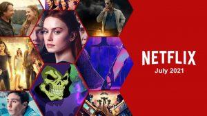 Ιούλιος και νέες κυκλοφορίες σε ταινίες και σειρές netflix