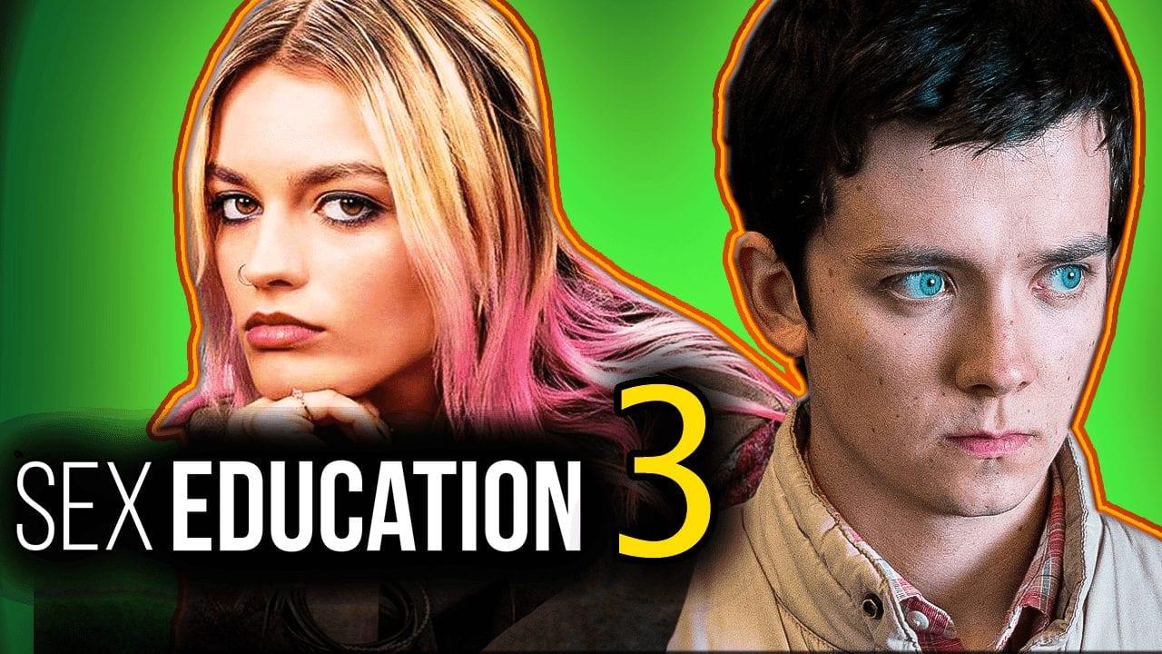 H σεζόν 3 του Sex Education έρχεται στο Netflix
