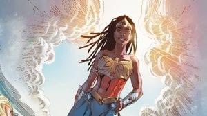 Η Nubia ως Wonder Woman