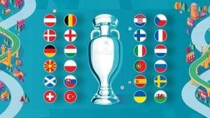 Oi omades tou Euro 2020