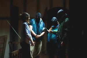 Οι απαγωγείς στο νέο επεισόδιο Σιωπηλός Δρόμος