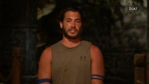 Ο Ασημακόπουλος στο Survivor