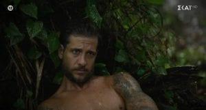 Ο Ηλίας στο νέο επεισόδιο του Survivor