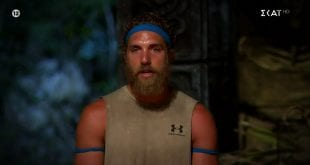 Ο κόρο στο τρέιλερ του Survivor