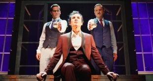 Πρωταγωνιστές στη θεατρική παράσταση Θηλιά