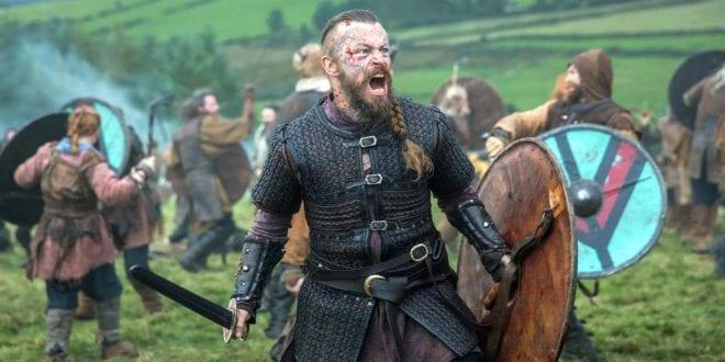Ο πρωταγωνιστής από το vikings valhalla