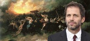 Ο Zack Snyder και η νέα σειρά στο Netflix