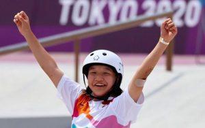 Η 13χρονη ολυμπιονίκης στο Zip the day