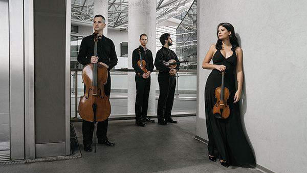 Auner Quartet Φεστιβάλ Δωδώνης