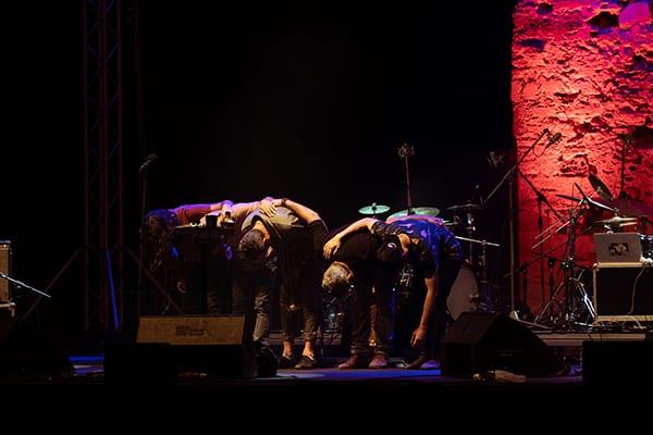 Avishai Cohen και Big Vicious στη σκηνή του Sani Festival