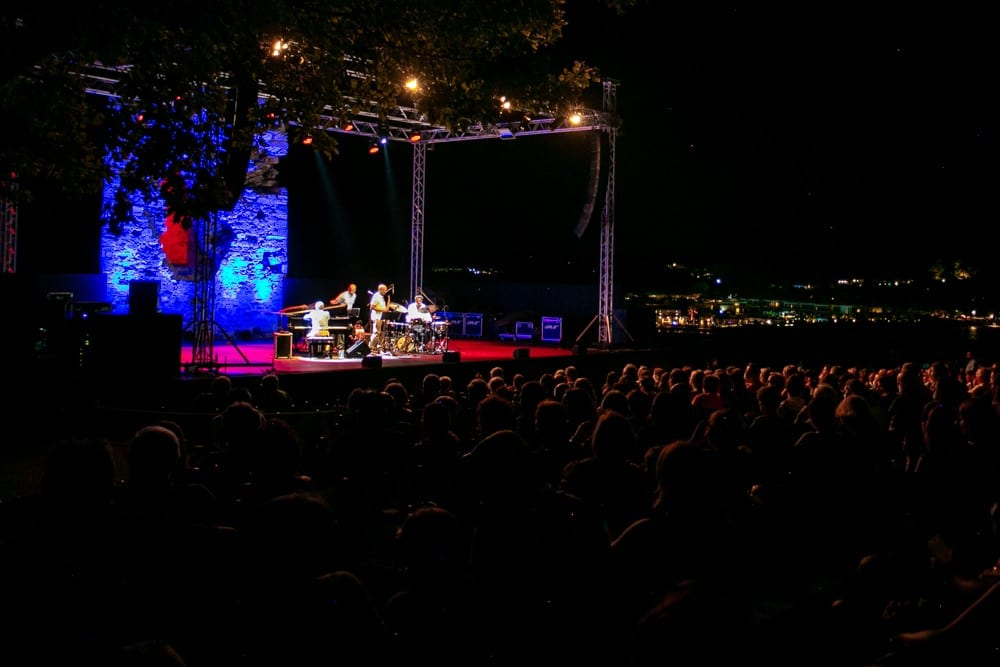 Branford Marsalis για μια συναυλία στο Sani Festival