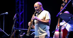 Branford Marsalis Sani Festival