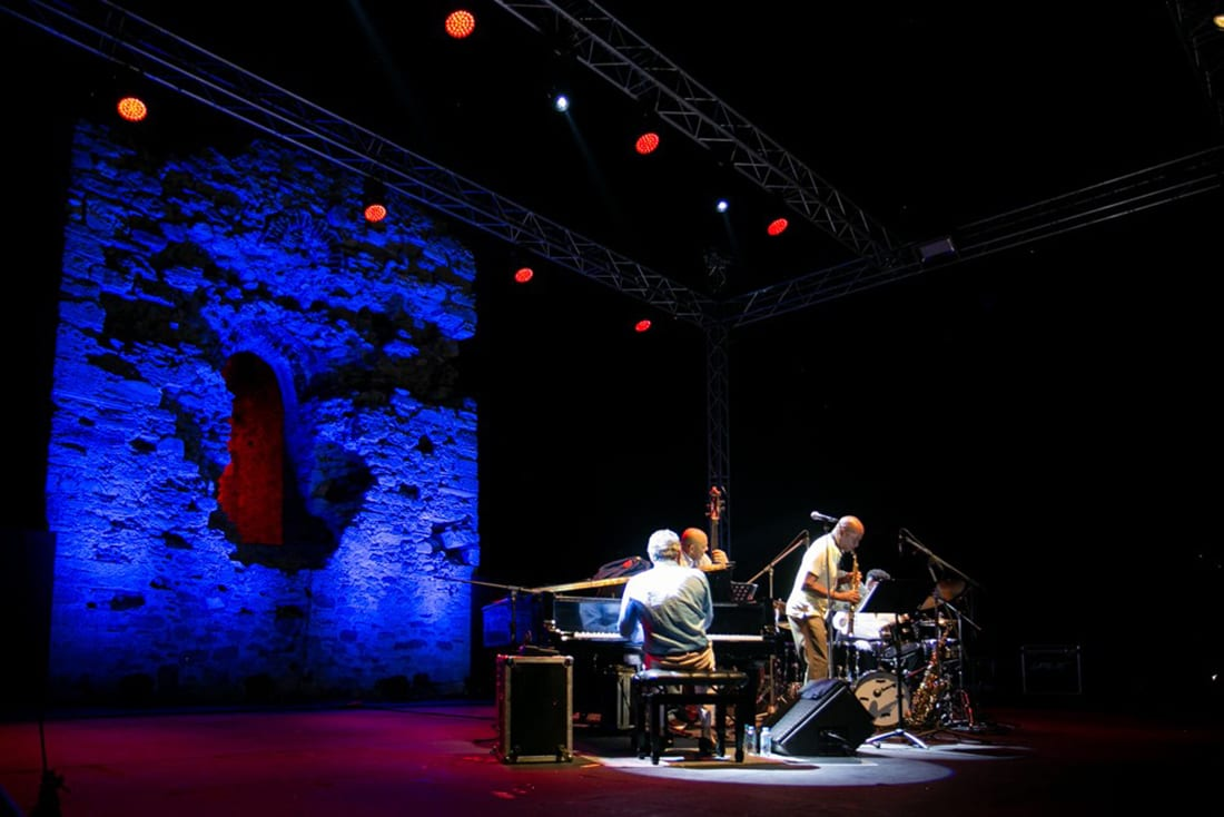 Branford Marsalis Quartet στο Sani Festival