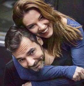 Ελίνα Παπίλα και Γιώργος Καερτελιάς από τον ΣΟΚ FM στο STAR