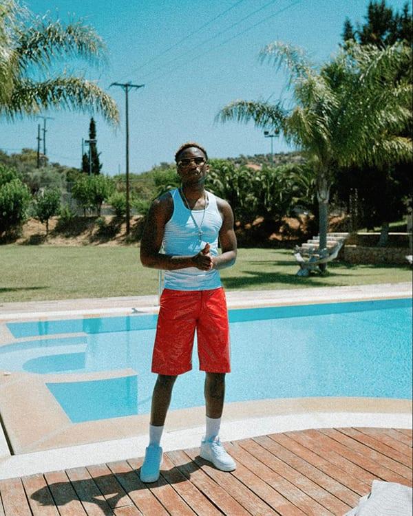 GAMEBOY Snik single Wet