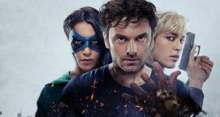 Πλάνο από τη ταινία του Netflix How I Became a Superhero