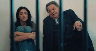 O Αρώνης και η Ηλιάνα στη φυλακή στις 8 Λέξεις