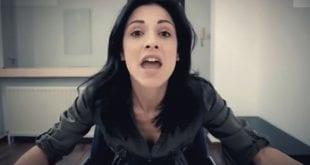 Η Ηλιάνα στο τελευταίο επεισόδιο ουρλιάζει