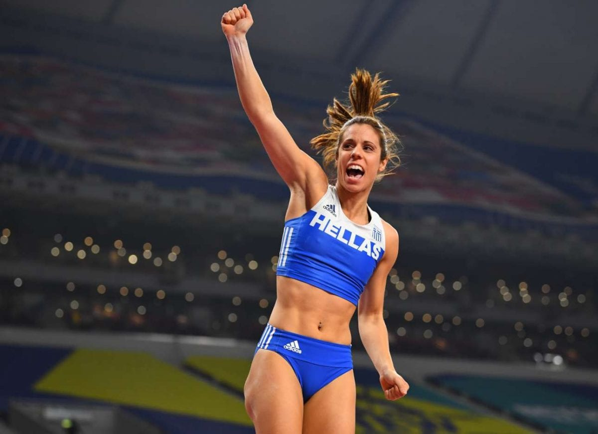 Η Κατερίνα Στεφανίδη και όλες οι ελληνικές συμμετοχές στους Ολυμπιακούς Αγώνες του Τόκιο