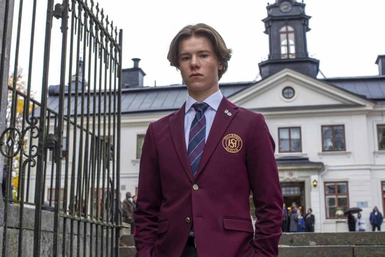 σειρά Νεαροί Γαλαζοαίματοι έκανε πρεμιέρα την 1η Ιουλίου στο Netflix