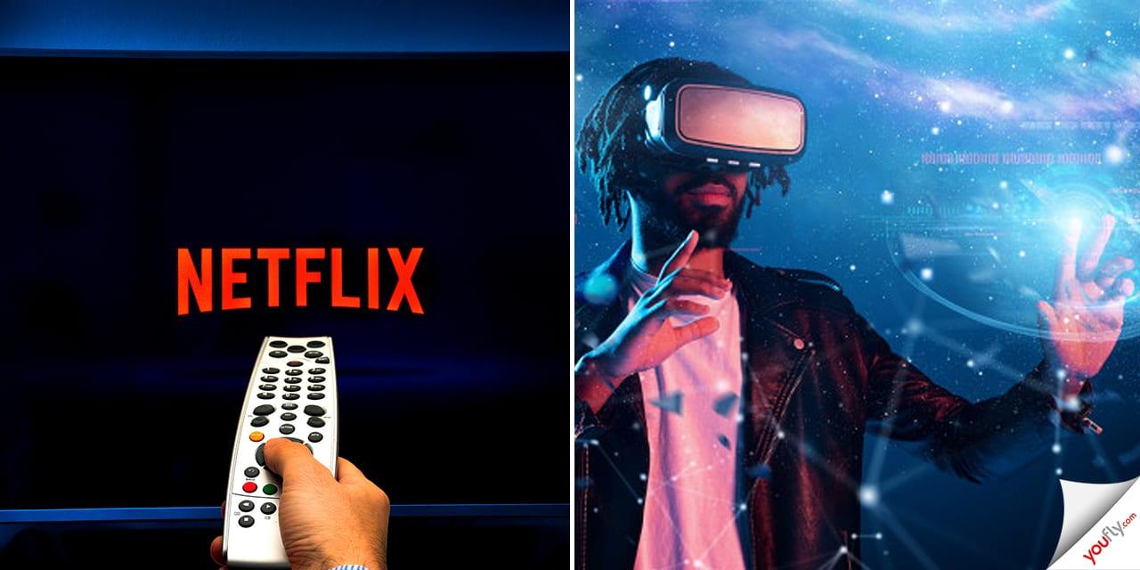 Netflix εικονική πραγματικότητα