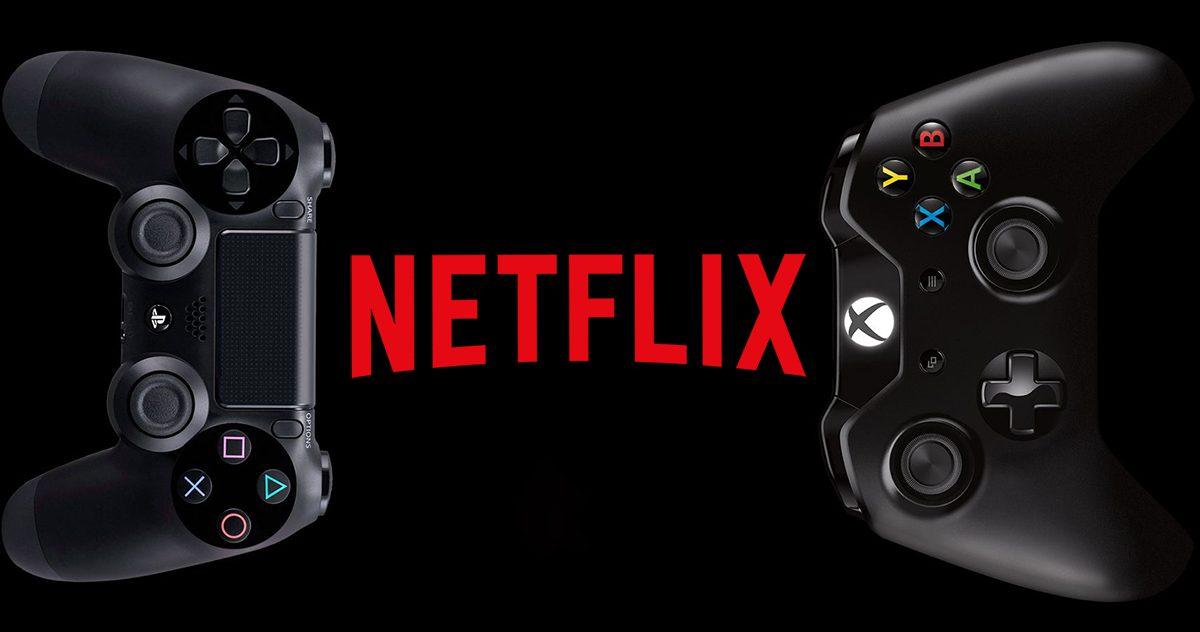 Gaming στο Netflix