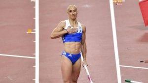 Η Αθλήτρις Νικόλ Κυριακοπούλου