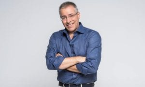 Ο δημοσιογράφος Νίκος Μάνεσης